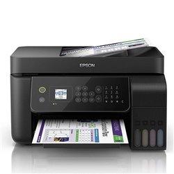 Multifunción Recargable Color Epson Ecotank ET-4700 Wifi/ Fax/ Negra