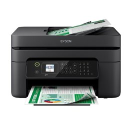 Multifunción Epson Workforce WF-2830DWF Wifi/ Fax/ Negra