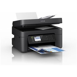 Multifunción Epson Workforce WF-2850DWF Wifi/ Fax/ Dúplex/ Negra