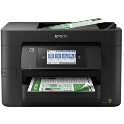 Multifunción Epson Workforce Pro WF-4820DWF Wifi/ Fax/ Dúplex/ Negra