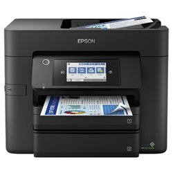 Multifunción Epson Workforce Pro WF-4830DTWF Wifi/ Fax/ Dúplex/ Negra