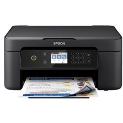 Multifunción Epson Expression Home XP-4100 Wifi/ Dúplex/ Negra