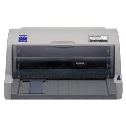 Impresora Matricial Epson EPSON LQ-630/ Gris
