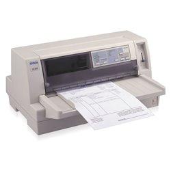 Impresora Matricial Epson LQ-680 Pro/ Blanca