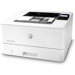 Impresora Láser Monocromo HP Láserjet Pro M404DW Wifi/ Dúplex/ Blanca