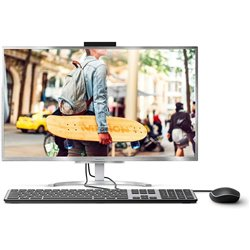 PC All in One Medion Akoya E23401 Intel i3-8130U/ 8GB/ 256GB SSD/ 23.8'/ Win10