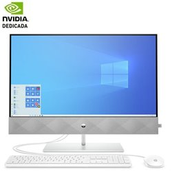 PC All in One HP Pavilion 27-D0047NS Intel i5-10400T/ 16GB/ 512GB SSD/ GeForce MX350/ 27'/ Win10