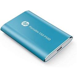 Disco Externo SSD HP P500 250GB/ USB 3.1