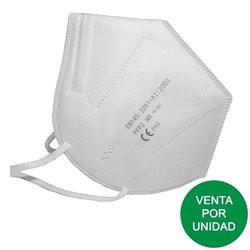 Mascarilla FFP2 NR Vitalvida Pharma 6852/ 1 ud/ Blanca