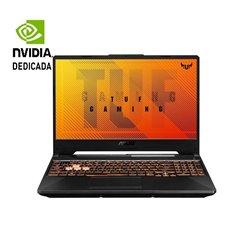 Portátil Asus TUF Gaming FA506IH-HN174 Ryzen 5 4600H/ 16GB/ 512GB SSD/ GeForce GTX1650/ 15.6'/ FreeDOS