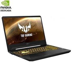 Portátil Gaming Asus TUF FX505DT-BQ624 Ryzen 5 3550H/ 8GB/ 512GB SSD/ GeForce GTX 1650/ 15.6'/ FreeDOS