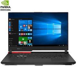 Portátil Gaming Asus Rog Strix G513QR-HF010T Ryzen 7 5800H/ 16GB/ 1TB SSD/ GeForce RTX3070/ 15.6'/ Win10