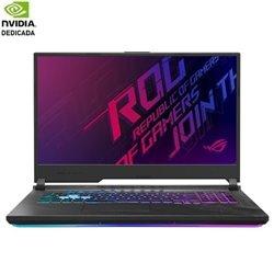 Portátil Gaming Asus Rog Strix G713QR-HG053 Ryzen 9 5900HX/ 32GB/ 1TB SSD/ GeForce RTX3070/ 17.3'/ FreeDOS
