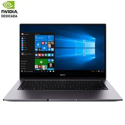 Portátil Huawei Matebook D 14 53011TCB Intel Core i5-10210U/ 8GB/ 512GB SSD/ GeForce MX250/ 14'/ Win10
