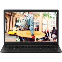 Portátil Medion Akoya E4251 Intel Celeron N4020/ 4GB/ 64GB eMMC/ 14'/ Win10 S