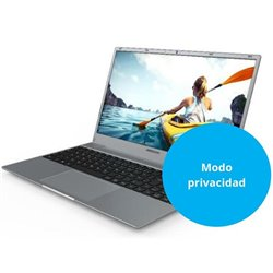 Portátil Medion Akoya E15301 AMD Ryzen 5 3500U/ 8GB/ 256GB SSD/ 15.6'/ FreeDOS