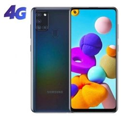 "Samsung Galaxy A21S 4GB/ 128GB/ 6.5""/ Negro"