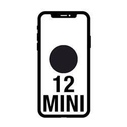 Smartphone Apple iPhone 12 Mini 128GB/ 5.4'/ 5G/ Negro