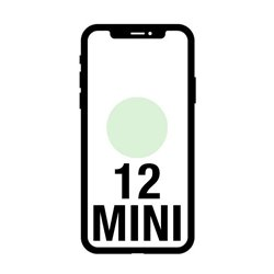 Smartphone Apple iPhone 12 Mini 256GB/ 5.4'/ 5G/ Verde
