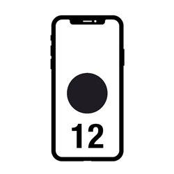 Smartphone Apple iPhone 12 256GB/ 6.1'/ 5G/ Negro