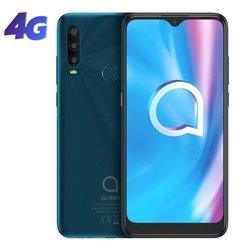 Smartphone Alcatel 1SE (2020) 4GB/ 64GB/ 6.22'/ Verde Agata