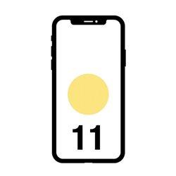 Smartphone Apple iPhone 11 64GB/ 6.1'/ Amarillo