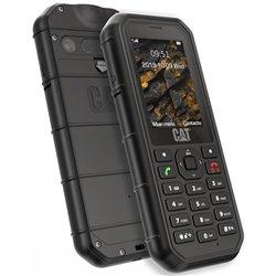 Teléfono Móvil Ruggerizado Caterpillar CAT B26/ Negro