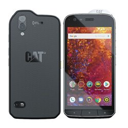 Smartphone Ruggerizado Caterpillar CAT S61 4GB/ 64GB/ 5.2'/ Negro