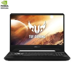 Portátil Gaming Asus TUF FX505DT-HN540 Ryzen 7 3750H/ 16GB/ 512GB SSD/ GeForce GTX 1650/ 15.6'/ FreeDOS