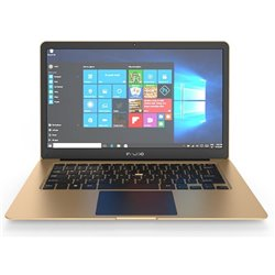 Portátil Innjoo Voom V2 Intel Celeron N3350/ 4GB/ 64GB EMMC/ 14.1'/ Win10/ Oro