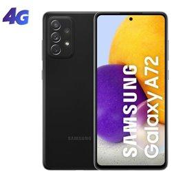 Smartphone Samsung Galaxy A72 8GB/ 256GB/ 6.7'/ Negro