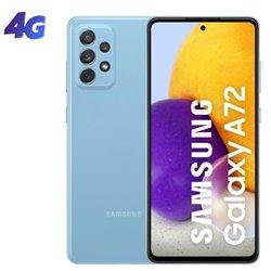 Smartphone Samsung Galaxy A72 8GB/ 256GB/ 6.7'/ Azul