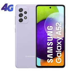 Smartphone Samsung Galaxy A52 6GB/ 128GB/ 6.5'/ Violeta
