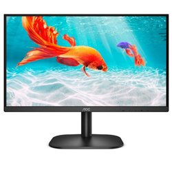 Monitor AOC 24B2XDAM 23.8'/ Full HD/ Multimedia/ Negro