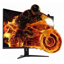 Monitor Gaming Curvo AOC CQ32G1 31.5'/ QHD/ Negro