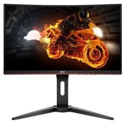Monitor Gaming Curvo AOC C27G1 27'/ Full HD/ Negro