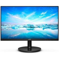Monitor Philips V-Line 241V8LA 23.8'/ Full HD/ Multimedia/ Negro
