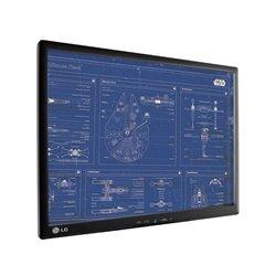 Monitor Profesional Táctil LG 17MB15T 17'/ SXGA / Negro