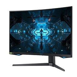 Monitor Gaming Curvo Samsung Odyssey G7 32'/ WQHD/ Negro