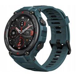 Smartwatch Huami Amazfit T-Rex Pro/ Notificaciones/ Frecuencia Cardíaca/ GPS/ Azul Acero