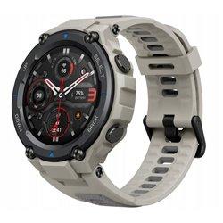 Smartwatch Huami Amazfit T-Rex Pro/ Notificaciones/ Frecuencia Cardíaca/ GPS/ Gris Desierto