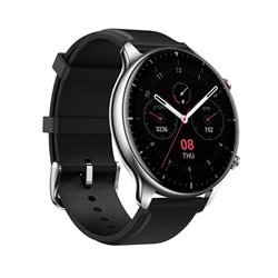 Smartwatch Huami Amazfit GTR 2 Classic Edition/ Notificaciones/ Frecuencia Cardíaca/ Negro Obsidiana