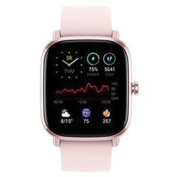 Smartwatch Huami Amazfit GTS 2 Mini/ Notificaciones/ Frecuencia Cardíaca/ Rosa Flamenco