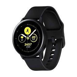 Smartwatch Samsung Galaxy Watch Active/ Notificaciones/ Frecuencia Cardíaca/ GPS/ Negro