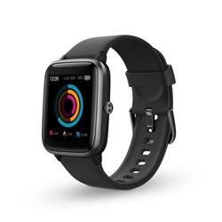 Smartwatch SPC Smartee Boost 9634N/ Notificaciones/ Frecuencia Cardíaca/ GPS/ Negro