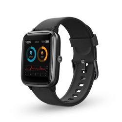Smartwatch SPC Smartee Vita 9633N/ Notificaciones/ Frecuencia Cardíaca/ Negro