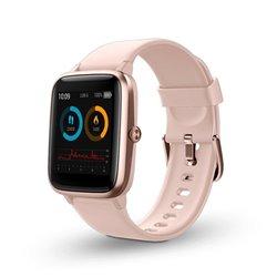 Smartwatch SPC Smartee Vita 9633P/ Notificaciones/ Frecuencia Cardíaca/ Rosa