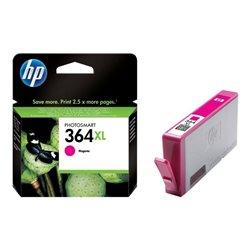 Cartucho de Tinta Original HP nº364 XL Alta Capacidad/ Magenta