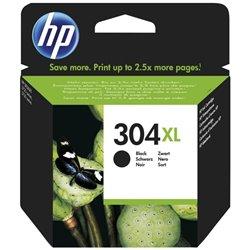 Cartucho de Tinta Original HP nº304 XL Alta Capacidad/ Negro