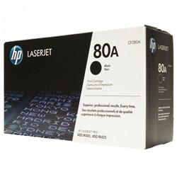 Tóner Original HP nº80A/ Negro